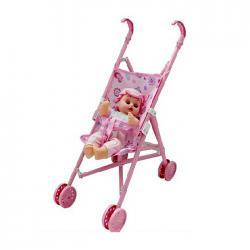 รถเข็นตุ๊กตา พร้อมน้อง baby (2y+)