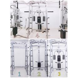 Smith Machine : IRONsmith All-in-one