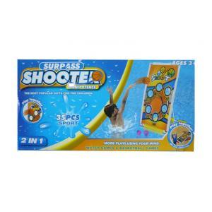 Basgetball game + Water Game