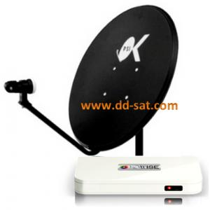 จานดาวเทียม GMMZ HD WISE KU-BAND ราคาพร้อมติดตั้ง