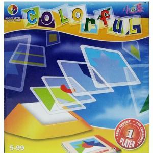 Colorful เกมวางสีตามแบบ เข้าสาธิตไม่ควรพลาดจ้า (5Y+)