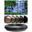 Variable Adjustable Fader ND ND2-ND400 Filter หลายขนาด thumbnail 1