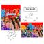 สมุดโน๊ต Red Velvet The Red Summer ขนาด A5 ( 20*14.5 cm ) thumbnail 1