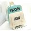 กระเป๋าหนังสะพายหลัง IKON (เลือกสี) thumbnail 4