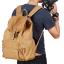 Caden Grewalker กระเป๋ากล้อง เป้สะพายหลัง Backpack Canvas Camera Bag รุ่น F5 thumbnail 17
