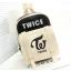 กระเป๋าหนังสะพายหลัง TWICE (เลือกสี) thumbnail 1