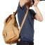 Caden Grewalker กระเป๋ากล้อง เป้สะพายหลัง Backpack Canvas Camera Bag รุ่น F5 thumbnail 19