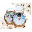 นาฬิกาแฟชั่น สายหนัง 2PM thumbnail 3