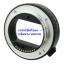 Sony Alpha NEX E FE Mount ท่อมาโคร Auto Focus Macro Extension Tube thumbnail 3