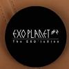 เข็มกลัด - Black EXO Planet