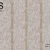 วอลเปเปอร์ลายทางคลาสสิคโทนสีทองอ่อน ช่องห่าง 23.2ซม. พื้นสีเทาเข้มแกมทองอ่อน GAR3-B69W