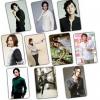 สติ๊กเกอร์ PVC กันน้ำ เซตละ 10 ใบ - Jang Geun Suk