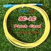LC-SC Fiber Optical Patch Cord ยาว3เมตร