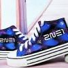 รองเท้าผ้าใบเรืองแสง 2Ne1