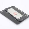 ฝาหลัง iPhone 4 (สีดำ).