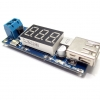 USB Port DC Step-Down 6.5-40V to 5V 2A