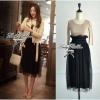 Lady Ribbon's Made Lady Fluffy Maxi Dress