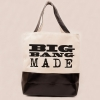 กระเป๋าผ้าสะพายข้าง : BIGBANG - [ MADE ]