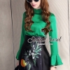 Seoul Secret Say's ... Glamorous Fashionista Blouse&Skirt Set