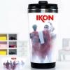 แก้วน้ำเก็บความเย็นอย่างดี 350 ML. : iKON