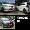 Yaris 2012 - RS