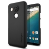 Nexus 5X Case Spigen Thin Fit Black