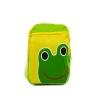 กระเป๋าเป้สำหรับเด็กรูปเจ้ากบน้อย (สีเหลือง-เขียว)
