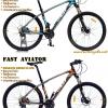 จักรยานเสือภูเขา FAST AVIATOR