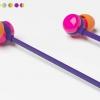 ขาย หูฟัง Iriver BC-10E หูฟังแฟชั่น มีไมค์ในตัว รองรับ iPod , iPhone , iPad , BlackBerry