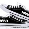 รองเท้าผ้าใบ ศิลปิน KARA