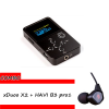 ขาย xDuoo X2 + HAVI B3 pro1 ชุด Combo Set ที่ดีที่สุดสำหรับการฟังเพลงของคุณ