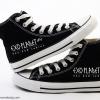 รองเท้าผ้าใบ exo luxion สีดำ