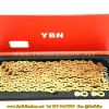 โซ่ YBN / 11 sp. สีทอง / 116L Ti-N Gold SLA 110 TIG for SHIMANO, CAMPAGNOLO AND SRAM