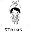 Cartoon Stamp - รูปการ์ตูนน่ารัก 015