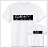 เสื้อยืด EXO LUXION - D.O. สีขาว