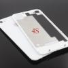 ฝาหลัง iPhone 4S (สีขาว)