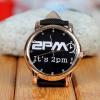 นาฬิกาแฟชั่น สายหนัง 2PM