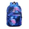 กระเป๋าเป้ลายกาแล็กซี่ BT21 สีน้ำเงิน เลือกลายได้
