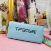 กระเป๋าดินสอ TFBOYS LOGO สีฟ้า