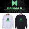 เสื้อแขนยาว MONSTA X - The Connect