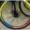 แถบสะท้อนแสงติดขอบล้อจักรยาน