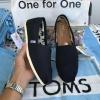 รองเท้า Toms สีดำล้วน