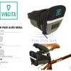 VINCITA : B032 กระเป๋าใต้อาน รุ่นเอเลี่ยน ขนาดเล็ก