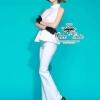Classy white suit