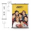 โปสเตอร์แขวนผนัง GOT7 - Eyes On You