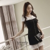 New arrival Premium Quality Luxury Jays Pearl Dress