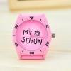 นาฬิกาแฟชั่น - SEHUN EXO