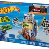 รถ Hot Wheels Triple Target Takedown ส่งฟรี