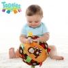 บอลผ้าชวนคลาน Taggies dazzle dots chime ball ส่งฟรี