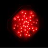 ไฟ RAPID X สีแดง